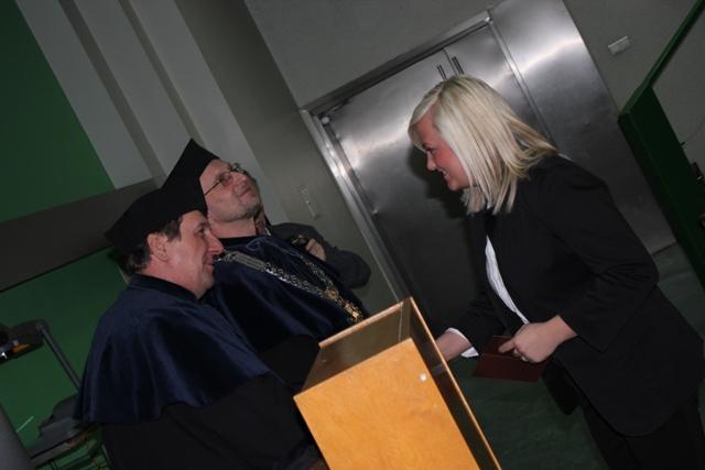 Oglądasz obraz z artykułu: Dyplomy - styczeń 2012